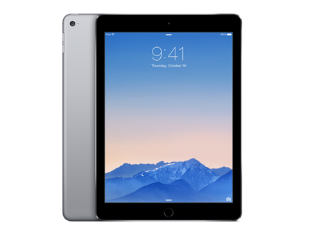 Apple iPad Air 2 64GB 4G Retina czarny