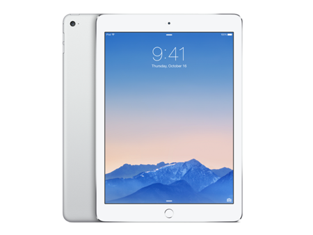 Apple iPad Air 2 64GB 4G Retina srebrny