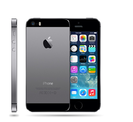 Apple iPhone 5S 16GB czarny