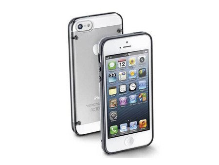 Etui Bumper Plus do iPhone 5/ 5s czarne