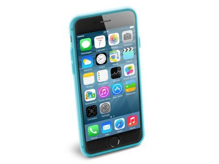 Etui Color Slim do iPhone 6 niebieskie