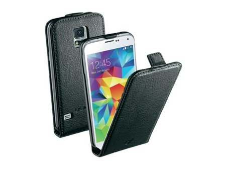 Etui Flap Essential do Samsung Galaxy S5 czarne