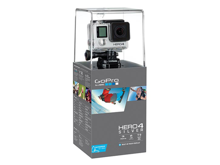 Kamera GoPro Hero 4 Silver Adventure Edition