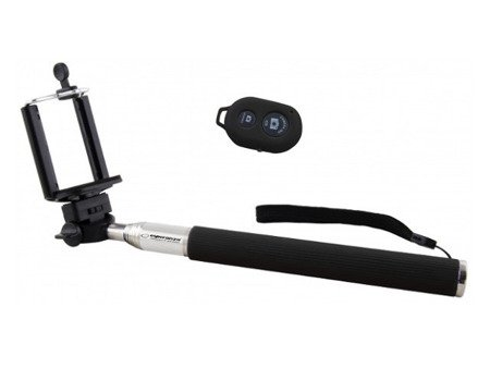Monopod do selfie z pilotem bluetooth