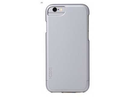 Skech Hard Rubber - etui ochronne do iPhone 6 (chromowane)