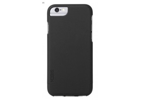 Skech Hard Rubber - etui ochronne do iPhone 6 (czarne)