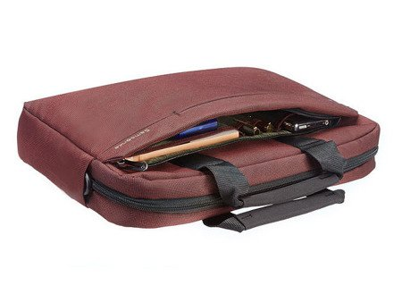 "TORBA DO NOTEBOOKA/ TABLETU SAMSONITE NETWORK 2 7-10,2"" CZERWONA"