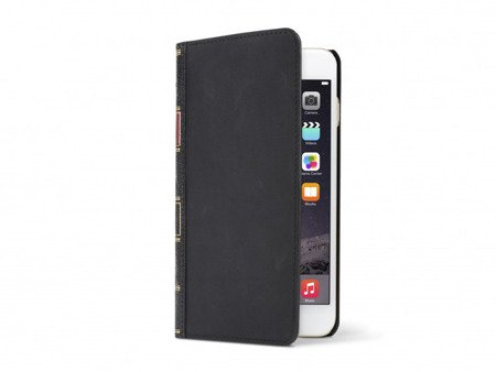 Twelve South BookBook - etui do iPhone 6 Plus (wersja czarna)