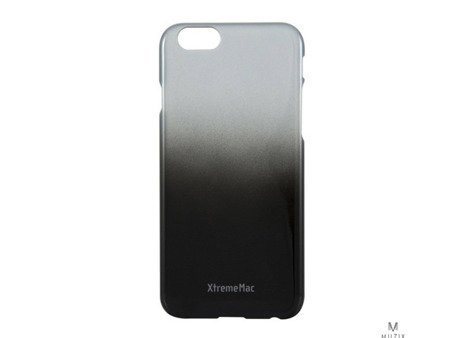 XtremeMac Microshield Fade - etui ochronne do iPhone 6 czarno-szare