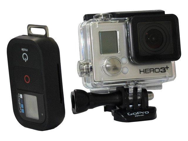 kamera gopro hero 3 plus black edition kamery kamery sportowe i. Black Bedroom Furniture Sets. Home Design Ideas