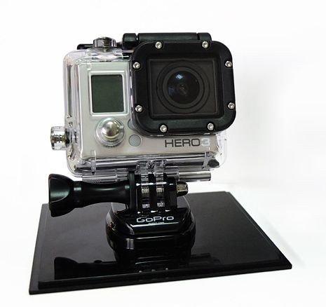 kamera gopro hero 3 silver edition kamery kamery gopro kamery kamery sportowe i. Black Bedroom Furniture Sets. Home Design Ideas