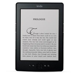 Amazon Kindle WIFI czarny
