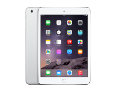 Apple iPad Mini 3 16GB 4G Retina srebrny