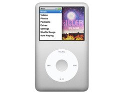 Apple iPod Classic 160GB MC293 srebrny