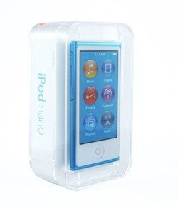 Apple iPod nano 16GB MD477 niebieski