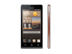 Huawei Ascend G6 LTE Rose Gold