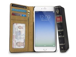 Twelve South BookBook - etui do iPhone 6 (wersja czarna)