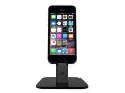 Twelve South HiRise - podstawka do iPhone 5/5s/5c, iPad, mini, iPod touch 5 Czarny