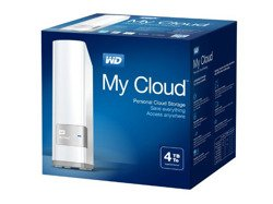 WD My Cloud 4TB Personal Cloud Storage