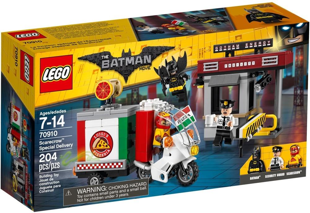 Klocki Lego Batman 70910 Przesyłka Specjalna Scarecrowa Zabawki