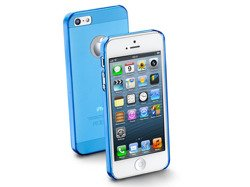 Etui ICE do iPhone 5/5S niebieskie